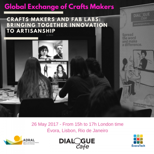 DC Cycle 2016 - Global Exchange of Craft Makers S6 - Flyer