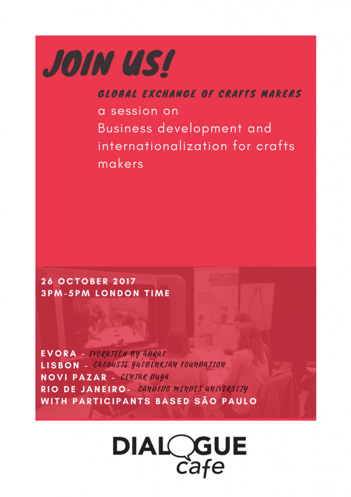 DC Cycle 2016 - Global Exchange of Craft Makers S10 - Brochure 1