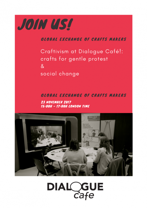 DC Cycle 2016 - Global Exchange of Craft Makers S11 - Brochure 01