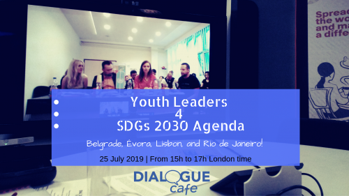 2019.07.25_Youth Leaders 4 SDG 2030 Agenda