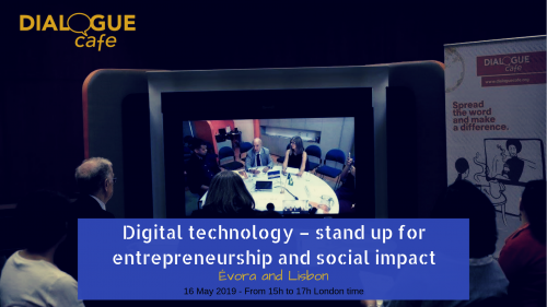 Digital technology – stand up for entrepreneurship and social impact