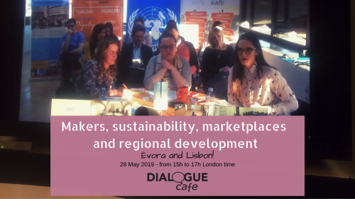 Makers, sustainability, marketplaces and regional development