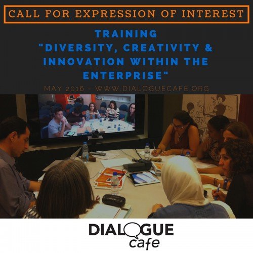 Call for interest - Diversity creativity innovation within the entreprise