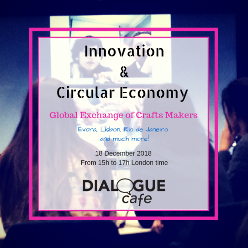 DC Cycle 2016 - Global Exchange of Craft Makers_Circular Economy_Flyer